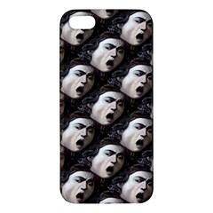The Head Of The Medusa By Michelangelo Caravaggio 1590 iPhone 5 Premium Hardshell Case