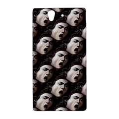 The Head Of The Medusa By Michelangelo Caravaggio 1590 Sony Xperia Z L36H Hardshell Case