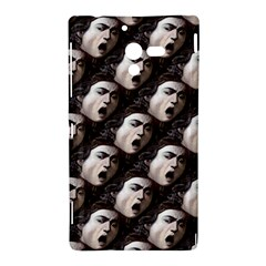 The Head Of The Medusa By Michelangelo Caravaggio 1590 Sony Xperia ZL L35H Hardshell Case