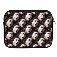 The Head Of The Medusa By Michelangelo Caravaggio 1590 Apple iPad 2/3/4 Zipper Case