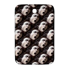 The Head Of The Medusa By Michelangelo Caravaggio 1590 Samsung Galaxy Note 8.0 N5100 Hardshell Case