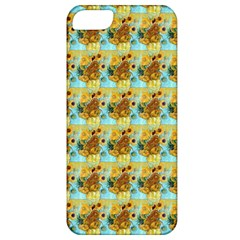 Vase With Twelve Sunflowers By Vincent Van Gogh 1889  Apple iPhone 5 Classic Hardshell Case