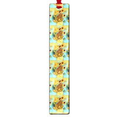 Vase With Twelve Sunflowers By Vincent Van Gogh 1889  Large Bookmark