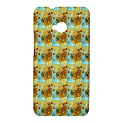 Vase With Twelve Sunflowers By Vincent Van Gogh 1889  HTC One M7 Hardshell Case