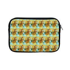 Vase With Twelve Sunflowers By Vincent Van Gogh 1889  Apple iPad Mini Zipper Case