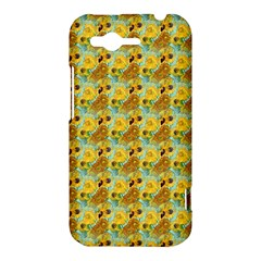 Vase With Twelve Sunflowers By Vincent Van Gogh 1889  HTC Rhyme Hardshell Case