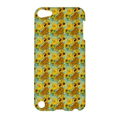 Vase With Twelve Sunflowers By Vincent Van Gogh 1889  Apple iPod Touch 5 Hardshell Case