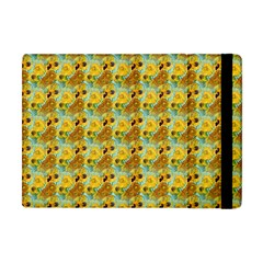 Vase With Twelve Sunflowers By Vincent Van Gogh 1889  Apple iPad Mini Flip Case
