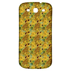 Vase With Twelve Sunflowers By Vincent Van Gogh 1889 Samsung Galaxy S3 S III Classic Hardshell Back Case