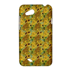 Vase With Twelve Sunflowers By Vincent Van Gogh 1889 HTC T328D (Desire VC) Hardshell Case