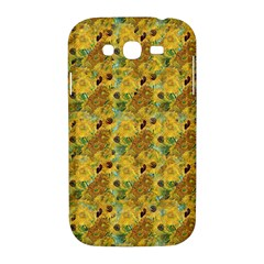 Vase With Twelve Sunflowers By Vincent Van Gogh 1889 Samsung Galaxy Grand DUOS I9082 Hardshell Case