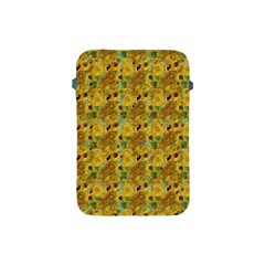 Vase With Twelve Sunflowers By Vincent Van Gogh 1889 Apple iPad Mini Protective Soft Case