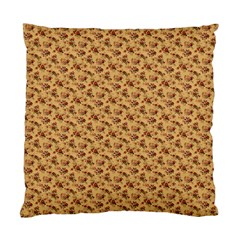 Vintage Flowers Cushion Case (Two Sides)