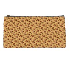 Vintage Flowers Pencil Case