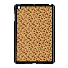 Vintage Flowers Apple iPad Mini Case (Black)