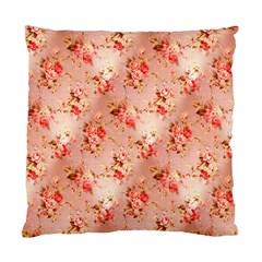 Vintage Flowers Cushion Case (One Side)