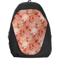 Vintage Flowers Backpack Bag