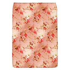 Vintage Flowers Removable Flap Cover (Large)