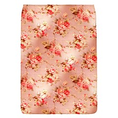 Vintage Flowers Removable Flap Cover (Small)