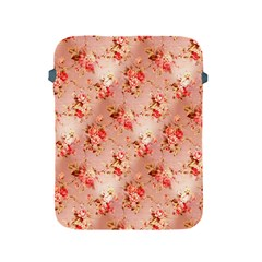 Vintage Flowers Apple iPad 2/3/4 Protective Soft Case