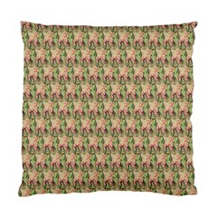 Vintage Girl Cushion Case (Two Sides)