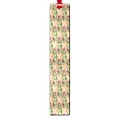Vintage Girl Large Bookmark