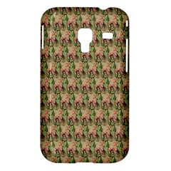 Vintage Girl Samsung Galaxy Ace Plus S7500 Case