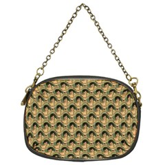 Vintage Girl Chain Purse (One Side)