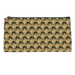 Vintage Girl Pencil Case
