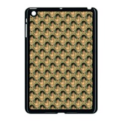 Vintage Girl Apple iPad Mini Case (Black)