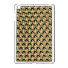 Vintage Girl Apple iPad Mini Case (White)