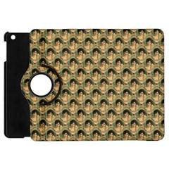Vintage Girl Apple iPad Mini Flip 360 Case