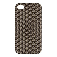 Vintage Girl Apple iPhone 4/4S Premium Hardshell Case