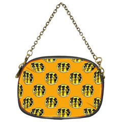 Vintage Halloween Chain Purse (One Side)