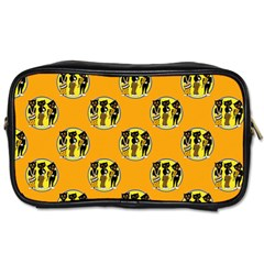 Vintage Halloween Travel Toiletry Bag (One Side)
