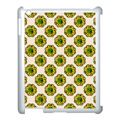 Vintage Halloween Apple iPad 3/4 Case (White)