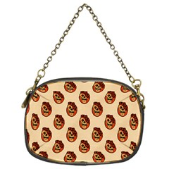 Vintage Halloween Chain Purse (Two Side)