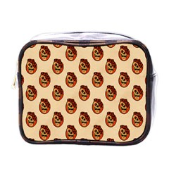 Vintage Halloween Mini Travel Toiletry Bag (One Side)