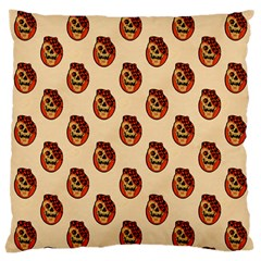Vintage Halloween Large Cushion Case (Two Sides)