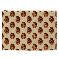 Vintage Halloween Cosmetic Bag (XXL)