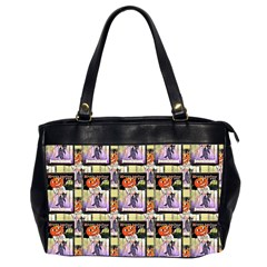 Is This Your? Oversize Office Handbag (Two Sides)