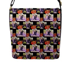 Is This Your? Flap Closure Messenger Bag (Large)