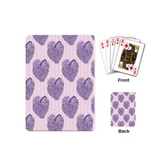 Vintage Heart Playing Cards (Mini)