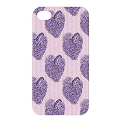 Vintage Heart Apple iPhone 4/4S Hardshell Case