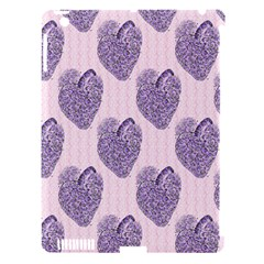 Vintage Heart Apple iPad 3/4 Hardshell Case (Compatible with Smart Cover)