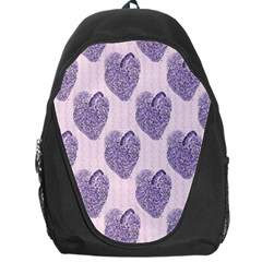 Vintage Heart Backpack Bag
