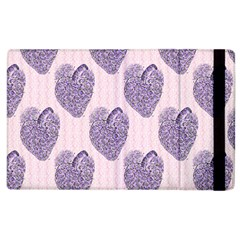 Vintage Heart Apple iPad 3/4 Flip Case