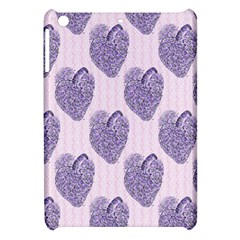 Vintage Heart Apple iPad Mini Hardshell Case