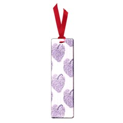 Vintage Heart Small Bookmark