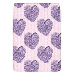 Vintage Heart Removable Flap Cover (Small)